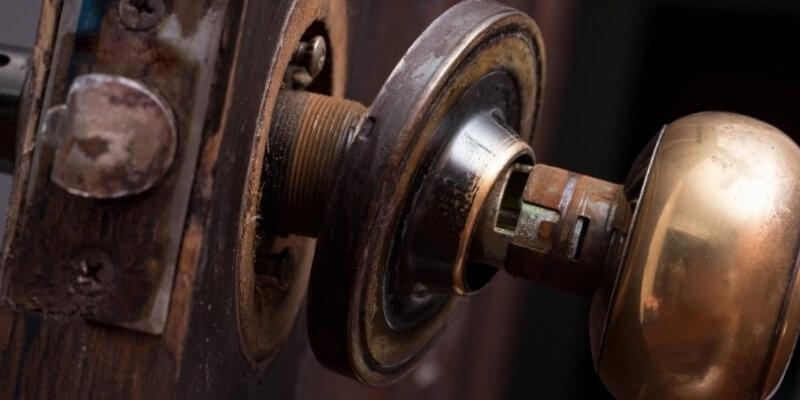 Broken Patio Door Lock M&N Locksmith