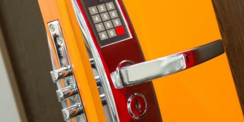 security door lock M&N Locksmith