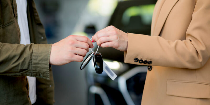 replacement car keys with chips - M